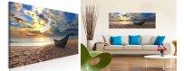 Näköala ja Maisema aiheiset sisustustaulut, erilaiset ja klassiset maisemat sekä näköala Sisustustaulut - Canvas printtitaulut