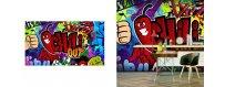 XXL kokoiset Street Art Fototapetit saat Sisustutaulut.net kaupastamme ilman kuljetusveloitusta. Tutustu ja tilaa nyt!
