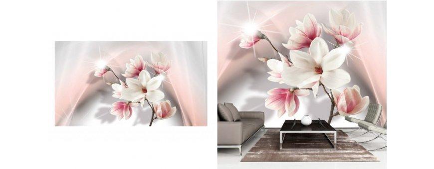 XXL kokoiset Magnolia Kukka Fototapetit saat Sisustutaulut.net kaupastamme ilman kuljetusveloitusta. Tutustu ja tilaa nyt!