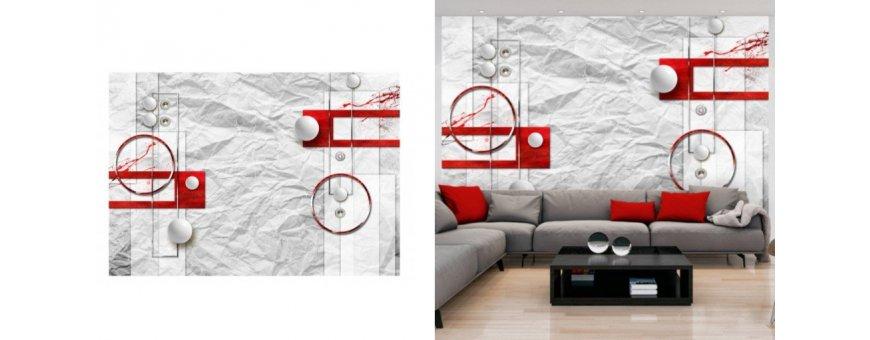 Taustalle sijoittuva geometriset kuva inspiroimat kuvioidut maisema Fototapetit saat Sisustutaulut.net kaupastamme nopealla toimituksella. Tutustu eri maisemiin ja tilaa nyt! Ilmainen toimitus.