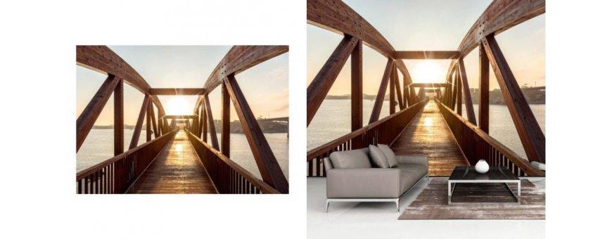 Arkkitehtuuri Fototapetit saat Sisustutaulut.net kaupastamme nopealla toimituksella. Tutustu mieleiseen aiheeseen ja tilaa nyt! Ilmainen toimitus.