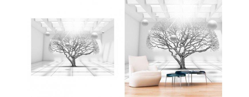 Abstraktit ja niiden Puu kuvioidut maisema Fototapetit saat Sisustutaulut.net kaupastamme nopealla toimituksella. Tutustu eri maisemiin ja tilaa nyt! Ilmainen toimitus.