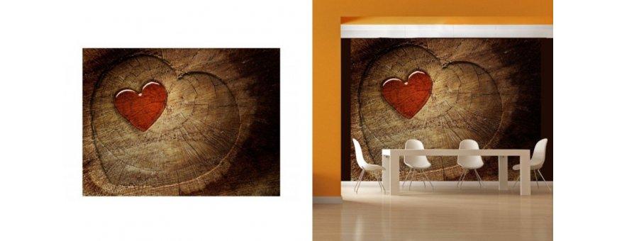 Abstraktit ja Rakkauden inspiroimat kuvioidut maisema Fototapetit saat Sisustutaulut.net kaupastamme nopealla toimituksella. Tutustu eri maisemiin ja tilaa nyt! Ilmainen toimitus.