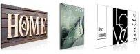 Kuvat ja maalaukset Kodista ja Keittiöstä sekä ruoka-aiheiset Sisustustaulut, Canvas printtitaulut. Hyviä tarjouksia.