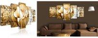Sisustustaulut Kalla kukista, erilaiset modernit ja klassiset Kalla kukkien Sisustustaulut, Canvas printtitaulut