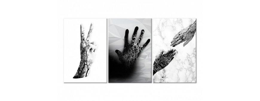 Kuvia muista aiheista, Sisustustaulut, Canvas printtitaulut