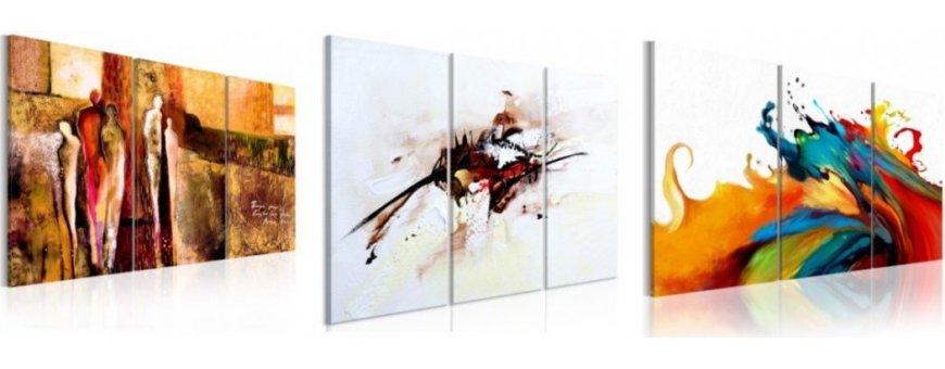 Sisustustaulut.net käsintehty maalaus on yhdistelmä omaperäisyyttä ja korkeaa laatua.