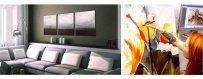 Tutustu Abstraktiin mallistoon ja tilaa omasi, toimitus veloituksetta! Sisustustaulut.net käsintehty Abstrakti maalaus on yhdistelmä omaperäisyyttä ja korkeaa laatua.