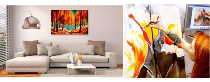 Tutustu Maisema maalausten mallistoon ja tilaa omasi, toimitus veloituksetta! Sisustustaulut.net käsintehty Maisema maalaus on yhdistelmä omaperäisyyttä ja korkeaa laatua.