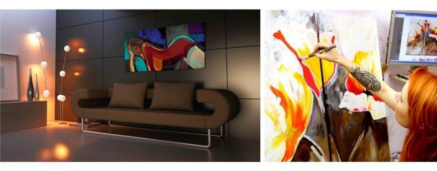Tutustu Alaston öljyväri taulu maalausten mallistoon ja tilaa omasi, toimitus veloituksetta!